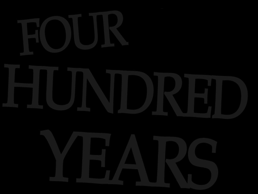 GoodNoisyCore: Four Hundred Years